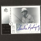 CHI CHI RODRIGUEZ - 2001 SP Authentic Golf - PGA Signs of the Times AUTOGRAPH