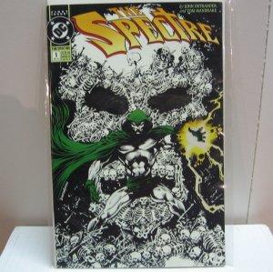 THE SPECTRE #1 - DC Comics - 1992 Glow-in-the-Dark Cover - John Ostrander