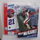 WILLIS McGAHEE Series 11 McFarlane - MOC - Browns, Bills, Ravens & Miami Hurricanes