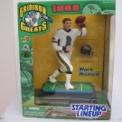 MARK BRUNELL 1998 Gridiron Greats Starting Lineup - MIB - Jaguars, Redskins & Washington Huskies