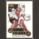 PATRICK ROY 1995-96 Score Summit COOL TRADE Redemption - Montreal Canadiens
