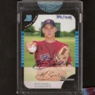 MICHAEL BOWDEN - 2006 Bowman Originals Buyback Rookie Autograph - Red Sox, Cubs