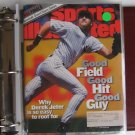 Sports Illustrated - DEREK JETER - New York Yankees