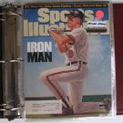 Sports Illustrated - CAL RIPKEN JR. Iron Man Record Breaker - Baltimore Orioles