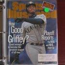 Sports Illustrated - KEN GRIFFEY JR. - Seattle Mariners