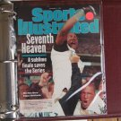 Sports Illustrated - EDGAR RENTERIA & Florida Marlins World Series