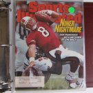 Sports Illustrated - STEVE YOUNG - San Francisco 49ers