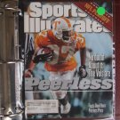 Sports Illustrated - PEERLESS PRICE - Tennessee Volunteers