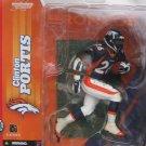 CLINTON PORTIS  McFarlane Series 7 - First Piece  MOC - Broncos, Redskins & Miami Hurricanes