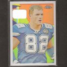 JASON WITTEN - 2009 Topps Chrome Chicle REFRACTOR - Tennessee Volunteers & Cowboys