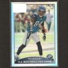 TJ HOUSHMANDZADEH - 2009 Topps Chrome REFRACTOR - Oregon State & Seahawks