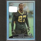 MALCOLM JENKINS - 2009 Topps Chrome RC REFRACTOR - Ohio State Buckeyes & Saints