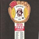 1977 AL HRBOSKY Pepsi Glove Disc - COMPLETE DISC - St. Louis Cardinals