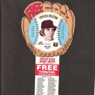 1977 DAVE KINGMAN Pepsi Glove Disc - COMPLETE DISC - New York Mets