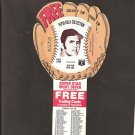 1977 FRED LYNN Pepsi Glove Disc - COMPLETE DISC - Boston Red Sox