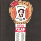 1977 WILLIE STARGELL Pepsi Glove Disc - COMPLETE DISC - Pittsburgh Pirates