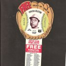 1977 BOB WATSON Pepsi Glove Disc - COMPLETE DISC - Houston Astros