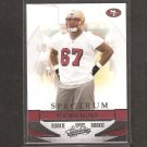 KENTWAN BALMER - 2008 Absolute Memorabilia Spectrum - Seattle Seahawks & Clemson