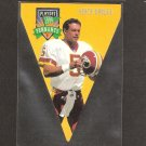 Heath Shuler - 1996 Playoff Contenders PENNANT - Redskins & Tennessee Volunteers