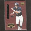 Erik Kramer - 1996 Playoff Contenders LEATHER - Bears, Lions & NC State Wolfpack