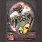DARRELL RUSSELL - 1997 Pro Line DCIII Draft Redemption RC - USC Trojans & Oakland Raiders