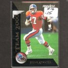 STEVE ATWATER - 1992 Pinnacle Team 2000 - Broncos, Jets & Arkansas Razorbacks