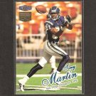 TONY MARTIN - 1998 Ultra Sensational 60 - Chargers & Dolphins