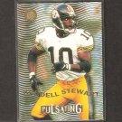 KORDELL STEWART - 1996 Ultra Pulsating - Steelers & Colorado Buffaloes
