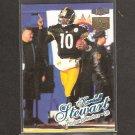 KORDELL STEWART - 1998 Ultra Sensational 60 - Steelers & Colorado Buffaloes