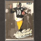 KORDELL STEWART - 1998 Ultra Gold Medallion - Steelers & Colorado Buffaloes