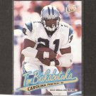 TIM BIAKABUTUKA - 1997 Ultra Gold Medallion - Carolina Panthers & Michigan Wolverines
