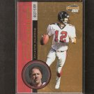 CHRIS CHANDLER - 2001 Invincible Parallel - Falcons & Washington Huskies
