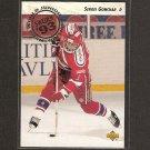 SERGEI GONCHAR 1992-93 Upper Deck ROOKIE - Penguins & Capitals