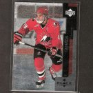 ALEX TANGUAY 1997-98 Black Diamond ROOKIE - Flames, Canadiens, Avalanche & Lightning