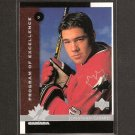 JONATHAN GIRARD 1997-98 Upper Deck ROOKIE - Boston Bruins