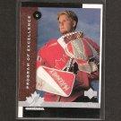 JAKE McCRACKEN 1997-98 Upper Deck ROOKIE - Detroit Red Wings