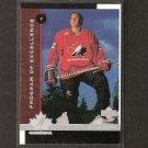 BLAIR BETTS 1997-98 Upper Deck ROOKIE - Flyers & Rangers