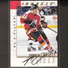ANDREW CASSELS - 1997-98 Be A Player AUTOGRAPH - Flames, Canadiens, Whalers, Canucks & Capitals