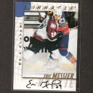 ERIC MESSIER - 1997-98 Be A Player AUTOGRAPH - Avalanche & Florida Panthers