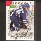 PER GUSTAFSSON - 1997-98 Be A Player AUTOGRAPH - Maple Leafs, Senators & Jonkoping