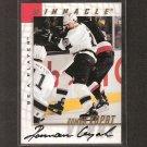 ROMAN VOPAT - 1997-98 Be A Player AUTOGRAPH - Kings, Blackhawks & Flyers
