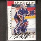 MIKE RICHTER - 1997-98 Be A Player AUTOGRAPH - New York Rangers