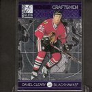 DANIEL CLEARY - 1997-98 Donruss Elite Craftsmen - Blackhawks, Oilers & Red Wings