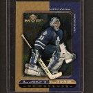 CURTIS JOSEPH - 1998-99 Upper Deck MVP Last Lines - Maple Leafs, Blues & Wisconsin Badgers