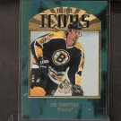 JOE THORNTON - 1997-98 SP Authentic NHL Icons - Boston Bruins & San Jose Sharks
