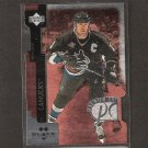 MARK MESSIER 1997-98 Double Black Diamond Premium Cut - Canucks, Rangers & Oilers
