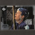 MATS SUNDIN 1997-98 Quadruple Black Diamond Premium Cut - Maple Leafs & Canucks