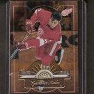 VYACHESLAV KOZLOV 1997-98 Leaf Fractal Matrix Bronze -Detroit Red Wings & Atlanta Thrashers