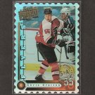 CHRIS GRATTON 1997-98 Donruss Priority Stamp of Approval - Flyers, Lightning, Sabres & Blue Jackets