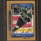 JOE NIEUWENDYK 1999-00 Upper Deck MVP Gold Script - Stars, Flames, Devils & Panthers